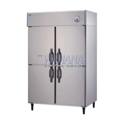 Upright SS Freezer